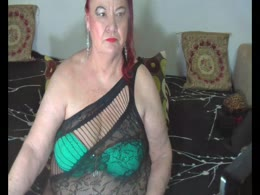 sekscam van Lucille4you is nu live